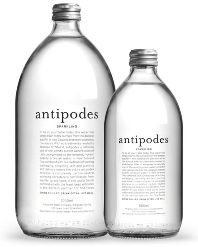 ANTIPODES SPARKLING WATER 1LTR (BOX OF 6)