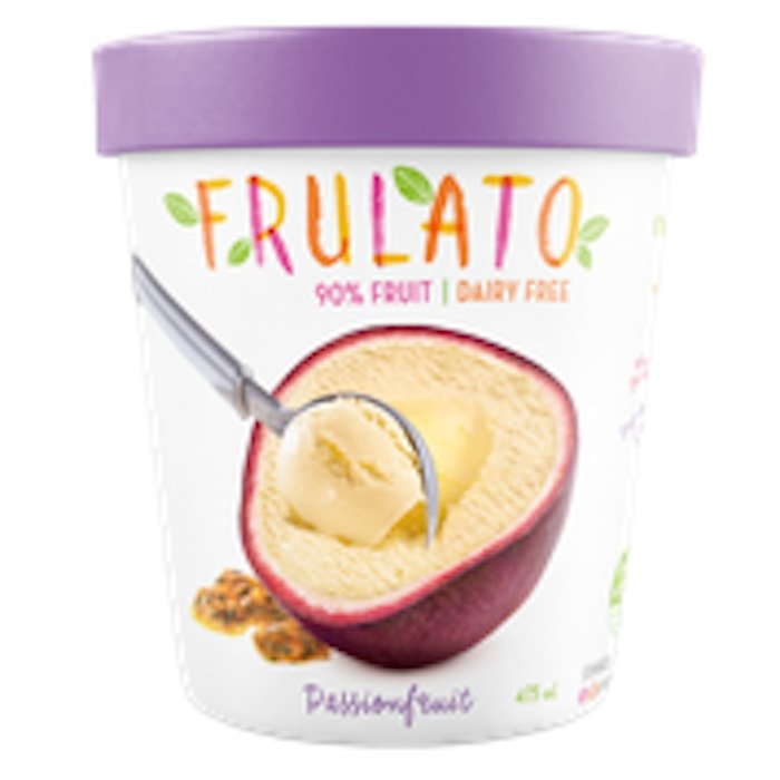 FRULATO PASSIONFRUIT 475ML (FROZEN BOX OF 6)