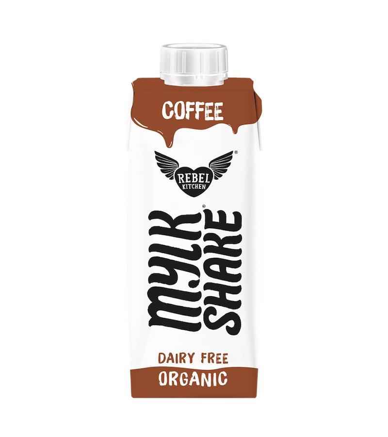 REBEL KITCHEN MYLK SHAKE COFFEE 250ML (BOX OF 12)