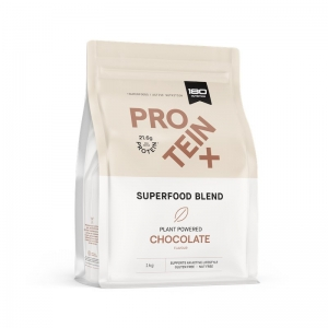 180 VEGAN SUPERFOOD PROTEIN BLEND - CHOCOLATE 1KG (BOX OF 4)