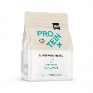 180 VEGAN SUPERFOOD PROTEIN BLEND - COCONUT 1KG (BOX OF 4)