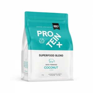 180 WPI SUPERFOOD PROTEIN 1KG COCONUT (BOX OF 4)