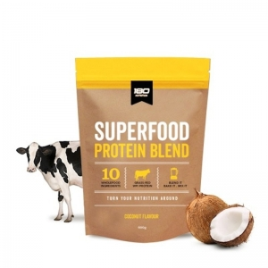 180 WPI - SUPERFOOD - COCONUT 600G (BOX OF 4)