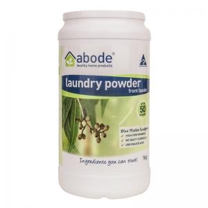 Abode Front & Top Laundry Powder Eucalyptus1kg (BOX OF 6)