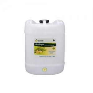Abode Dishwashing Liquid Ginger & Lemongrass drum 20ltr