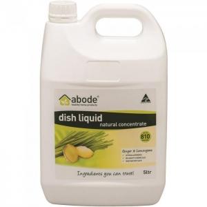 Abode Dishwashing Liquid Lime Spritz drum 20ltr