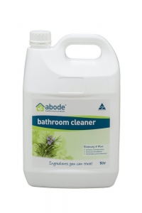 Abode Bathroom Cleaner Rosemary & Mint  5ltr