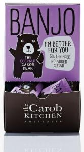 BANJO THE COCONUT CAROB BEAR 15G (BOX OF 50)
