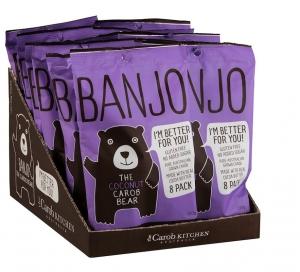 BANJO THE COCONUT CAROB BEAR MULTI PACK (8 X 15G) 120G (BOX OF 12)