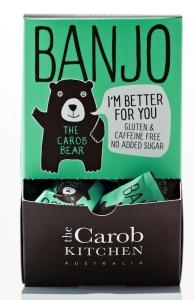 BANJO THE MINT CAROB BEAR 15G (BOX OF 50)