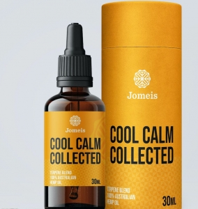 JOMEIS TERPENE BLEND COOL CALM COLLECTED 30ML (UNIT)