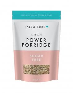 PALEO PURE POWER PORRIDGE SUGAR FREE 300G (BOX OF 6)