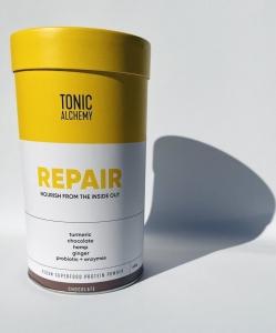 TONIC ALCHEMY REPAIR POWDER CHOCOLATE 480G (BOX OF 4)
